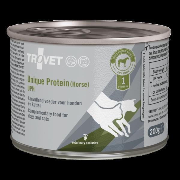 Trovet UPH Unique Protein Horse