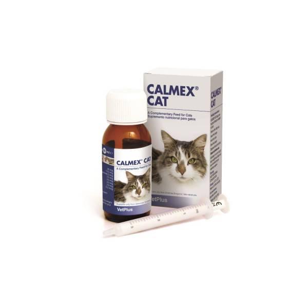 Vetplus Calmex Cat Kalmering Kat Vetplus 60 ml
