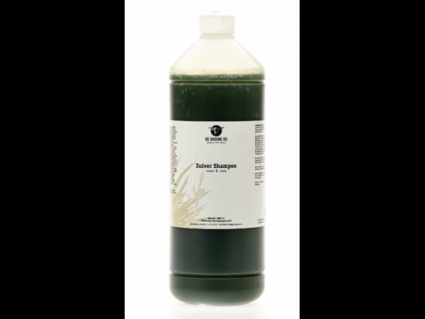 Zuiver Shampoo Paard Groene Os 1 liter