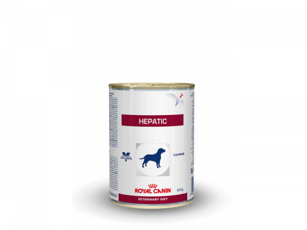 Royal Canin Hond Hepatic
