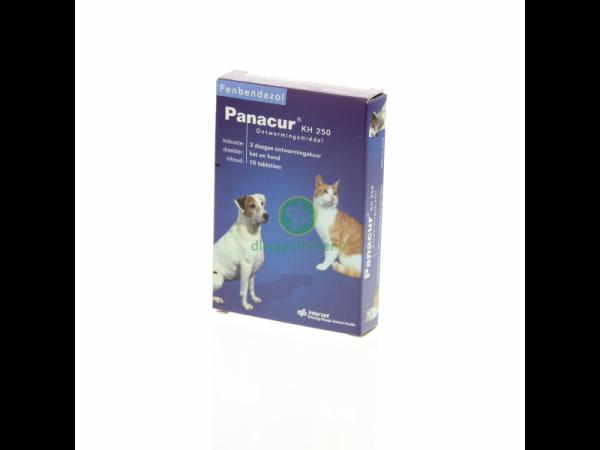 Panacur KH Ontwormingstabletten Hond Kat