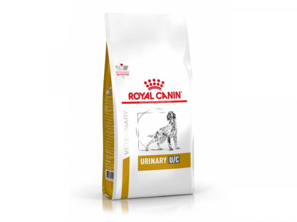 Royal Canin Urinary UC Low Purine - Dieetvoeding voor ondersteuning urinewegen volwassen honden