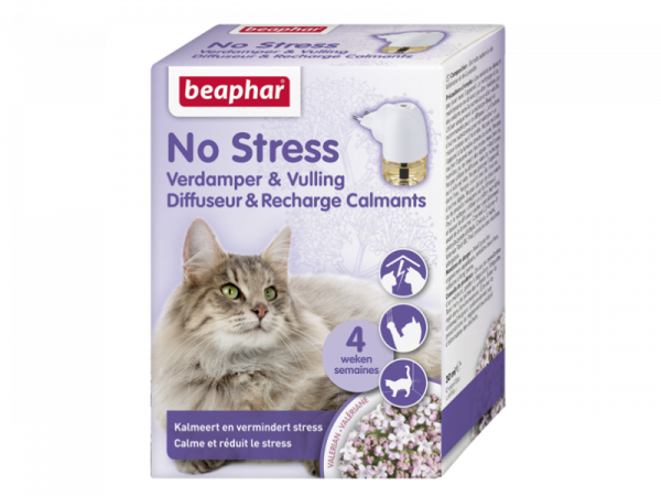 Beaphar No Stress Verdamper en Vulling Kat