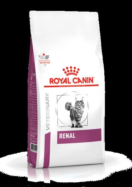 Royal Canin Renal - Kattenvoer voor ondersteuning van de nierfunctie van volwassen katten