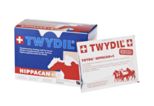 Twydil Hippacan + C Stress Paard 10 zakjes
