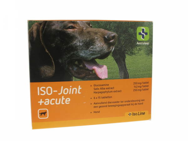 Iso-Joint + Acute 6 x 15 tabletten