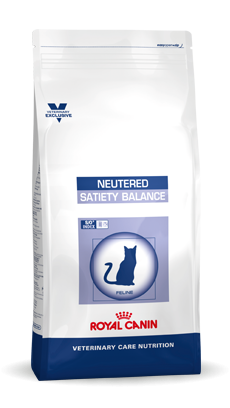 Royal Canin Neutered Satiety Balance Kat