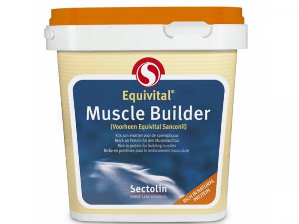 Equivital Muscle Builder (Voorheen Sanconil) Sectolin 1 kg