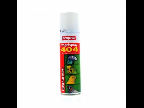 Beaphar Vogelspray 404 - 250 ml