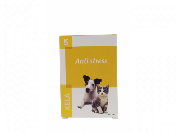 Kela Anti Stress 60 tabletten