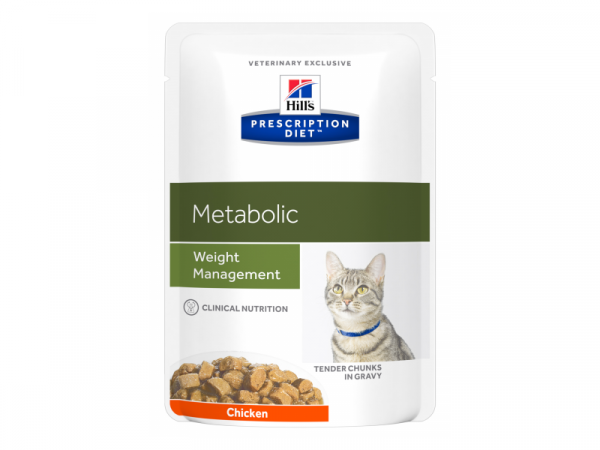 Hill's Prescription Diet Metabolic Kat