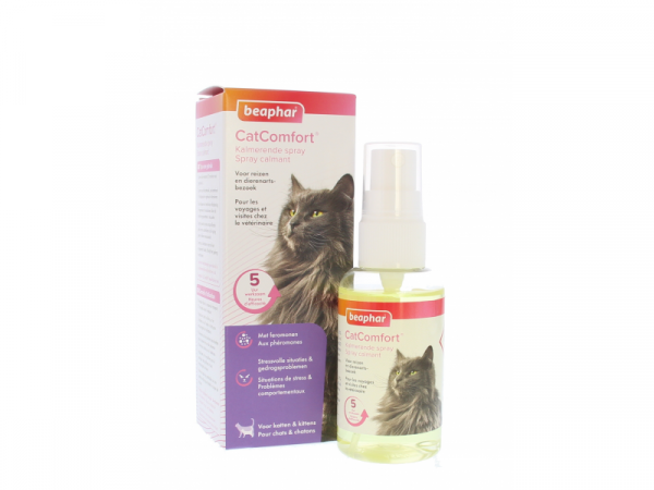 Beaphar Cat Comfort Kalmerende Spray