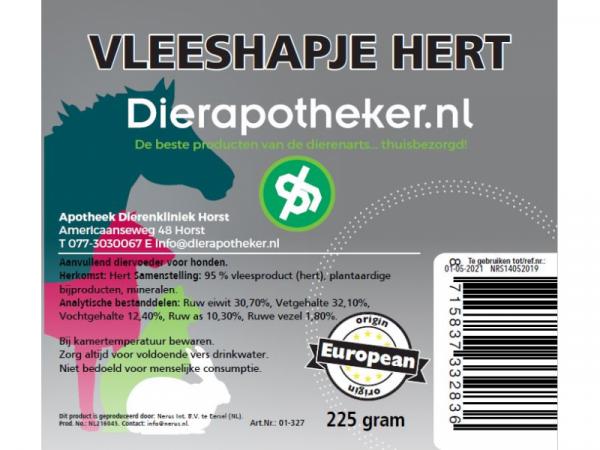 Dierapotheker.nl Vleeshapje