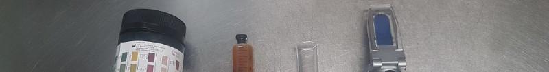 Urine-onderzoek-lab