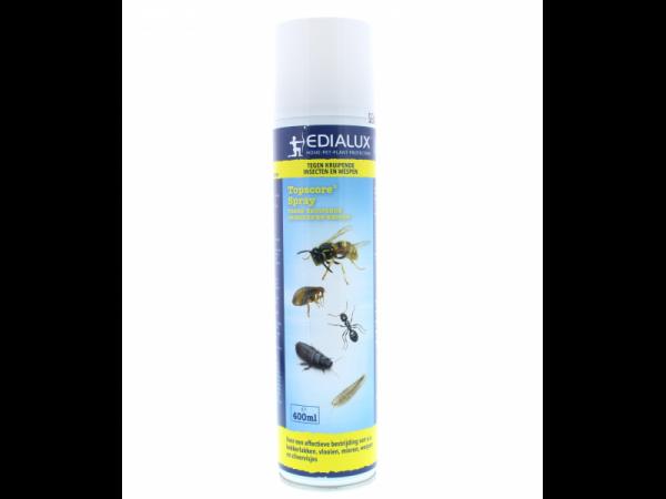 Topscore Kruipende Insecten Omgevingsspray 400 ml