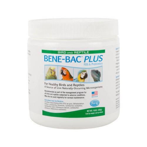 Bene-Bac Plus Vogel en Reptiel 285 gram