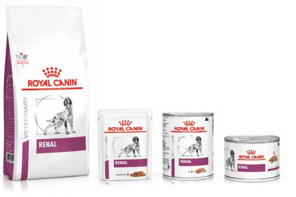 Royal Canin Renal - Dieetvoeding voor ondersteuning van de nierfunctie van volwassen honden