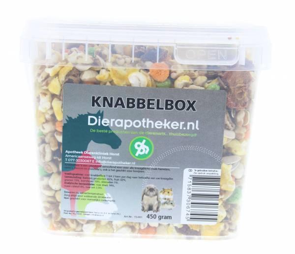 Knabbelbox Dierapotheker.nl 450 gram
