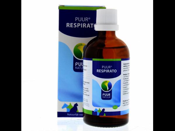 Puur Respirato (=Luchtwegen) 100 ml