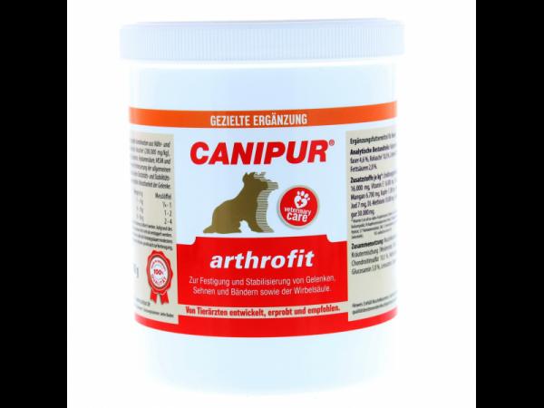 Canipur Arthrofit 500 g korrels