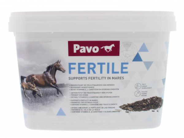 Pavo Fertile Paard 3 kg