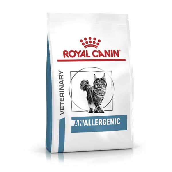 Royal Canin® Anallergenic - Kattenvoer voor volwassen katten met allergie voor bepaalde voedingsstof