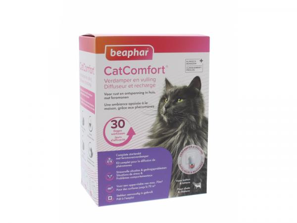 Beaphar Cat Comfort Verdamper en Vulling