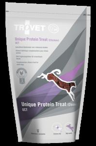 Trovet UCT Unique Protein Treat Chicken Hond 125 gram