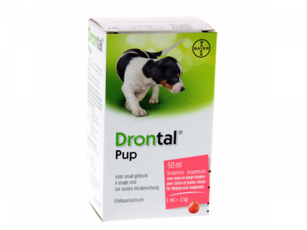 Drontal Pup Ontwormen 50 ml