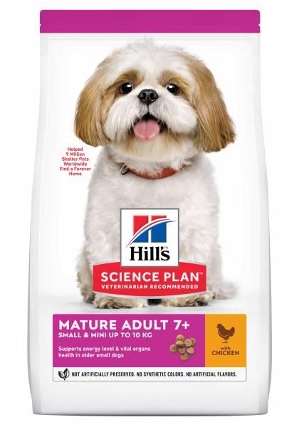 Hill's Science Plan Small & Mini Mature Adult 7+ Hondenvoer