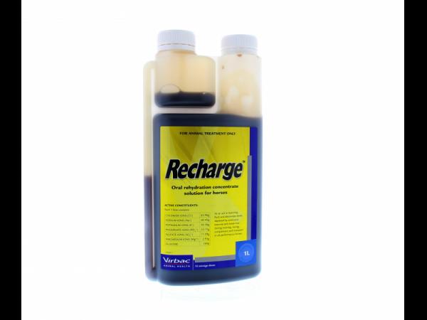 Recharge Virbac Paard 1 liter