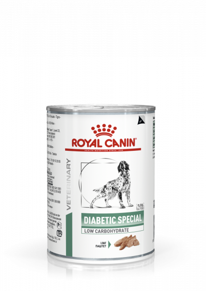 Royal Canin Hond Diabetic