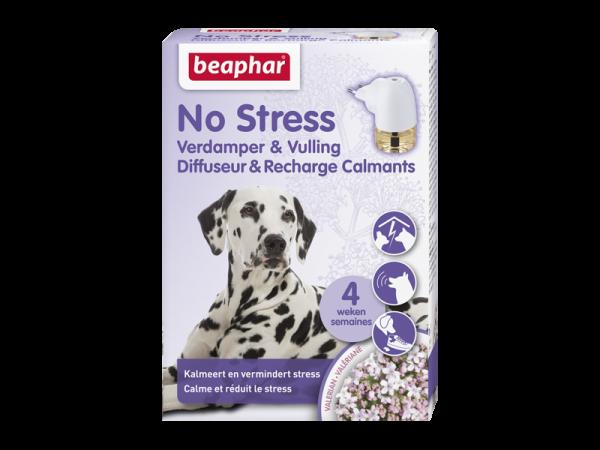 Beaphar No Stress Verdamper en Vulling Hond