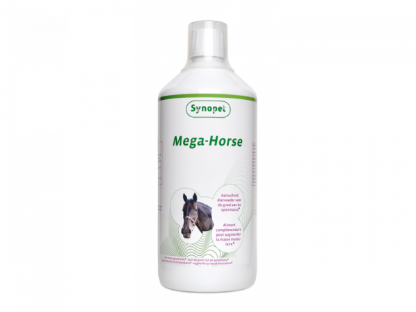 Synopet Paard Mega Horse Spieren 1000 ml