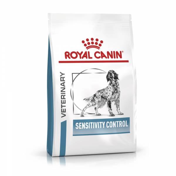 Royal Canin Sensitivity Control - Dieetvoeding volwassen hond gevoelig voor bepaalde voedingsstoffen