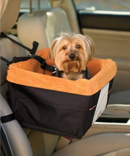 Kurgo hondenreismand Skybox Booster Seat
