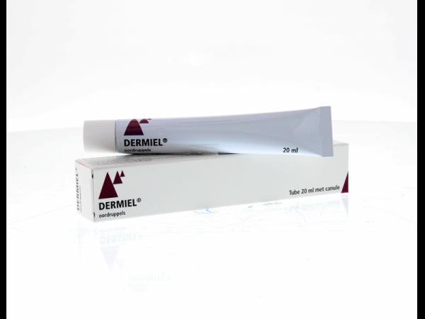 Dermiel Oordruppels Applicator 20 ml