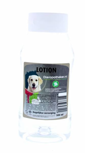 Dagelijkse Verzorging Lotion Hond Dierapotheker.nl 500 ml