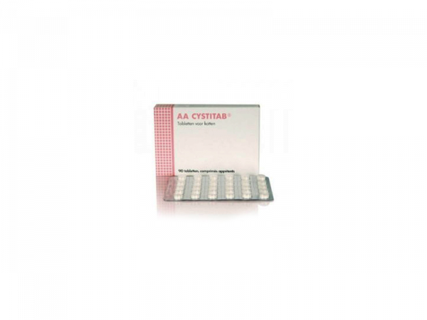 AA Cystitab 90 tabletten