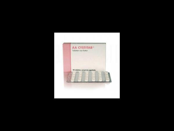 AA Cystitab 90 tabletten