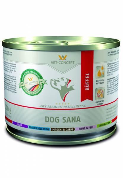 Vet-Concept Dog Sana Buffel blikjes
