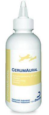 CerumAural spoelmiddel 118 ml