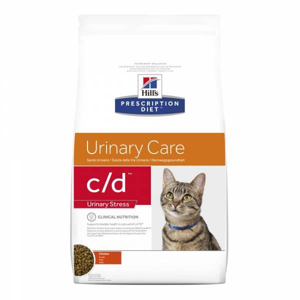 Hill's Prescription Diet CD Urinary Stress Urinary Care Kattenvoer
