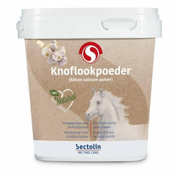 Knoflook Poeder Sectolin Paard 1 kg