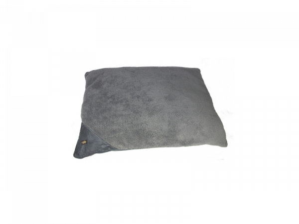AFP Lambswool Classic Pillow Bed Grijs