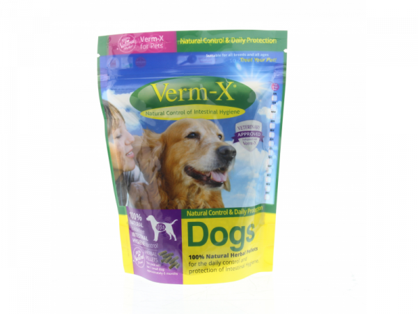 Verm-X Herbal Pellets Hond 200 gram