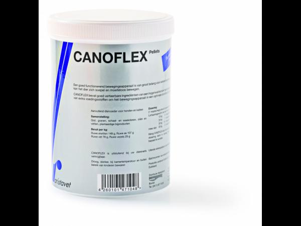 Canoflex Pellets Hond 625 gram