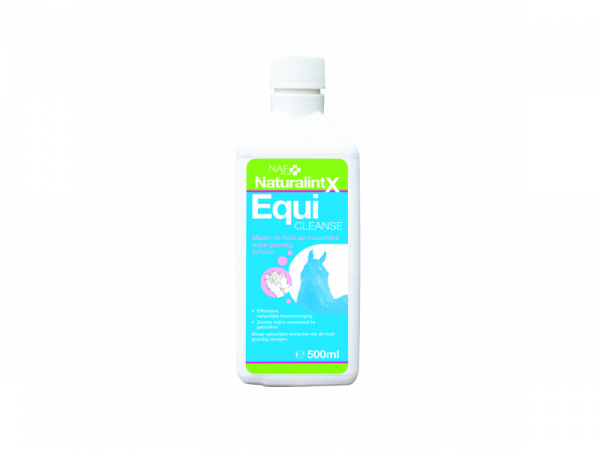 NAF NaturalintX Equi Cleanse 500 ml