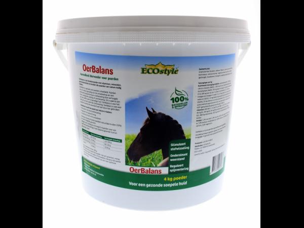 Oerbalans Kruidenvoer Ecostyle Paard 4 kg