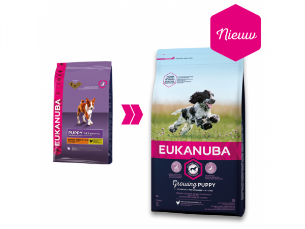 Eukanuba Growing Puppy
